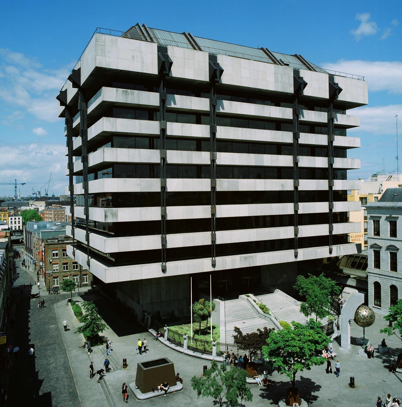 Central Bank of Ireland, Dublin