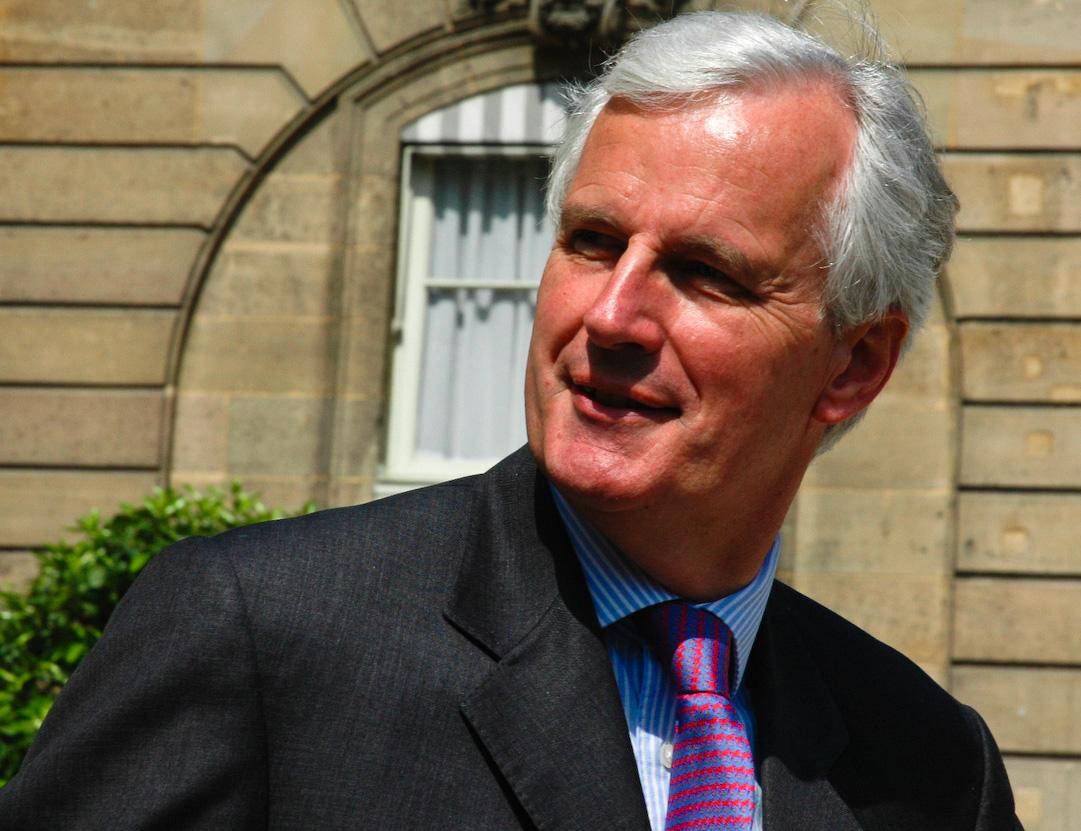 Michel Barnier, EU internal market commissioner