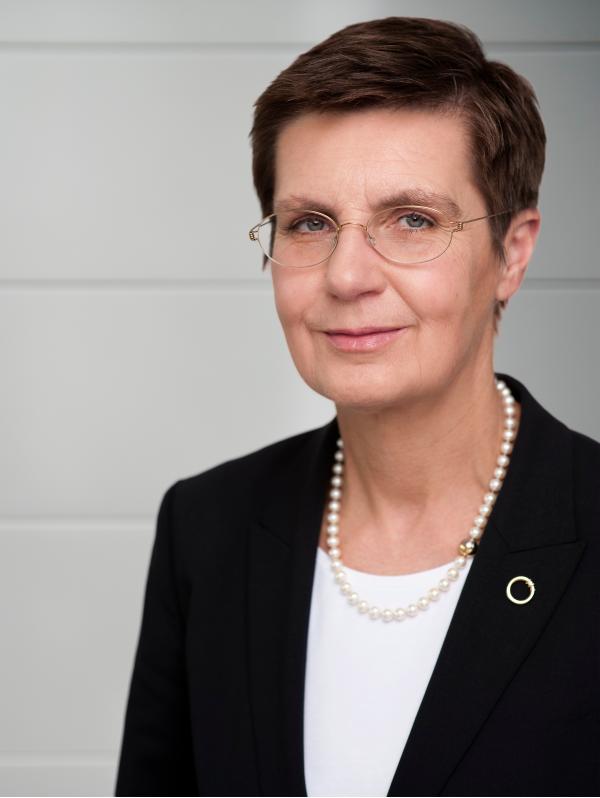 Dr Elke König President BaFin